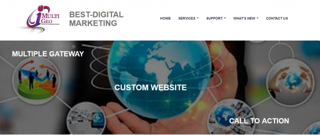 Best-Digital Marketing - Custom Website