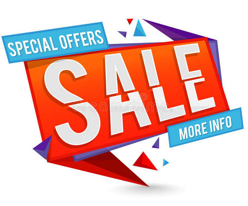 Special Offers & Sales