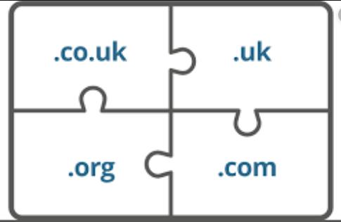 .com -.co.uk