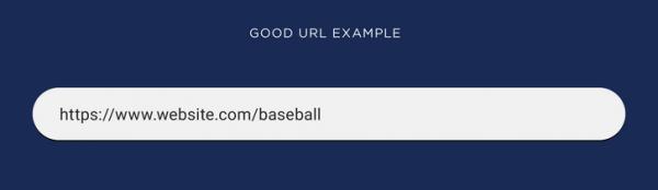 Good URL