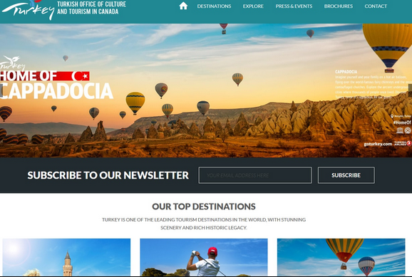 catalogue website