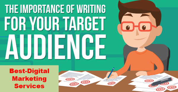 writing for your target audience