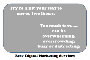 Best-Digital Marketing Services Amount of words