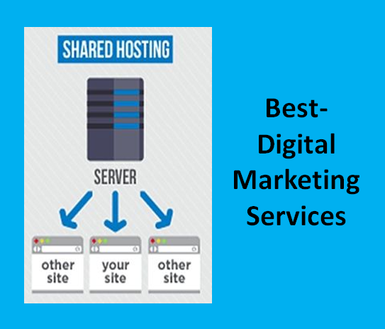 Best-Digital Marketing Services - Shared hosting