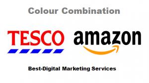 Best-Digital Marketing Services colour combination