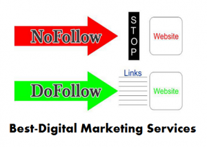 Best-Digital Marketing Services do follow & no follow backlinks