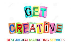 Best-Digital Marketing Services get creative