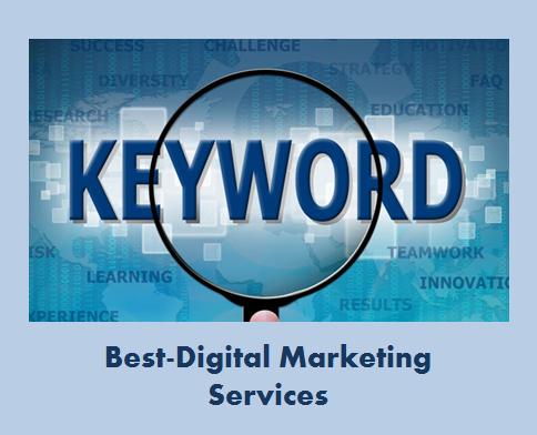 Best-Digital Marketing Services - keyword research