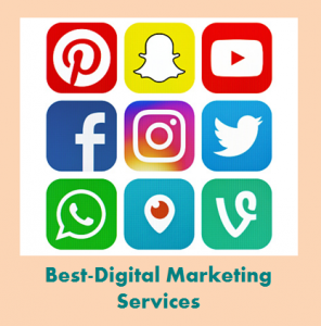 Best-Digital Marketing Services - social media platform