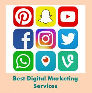 Best-Digital Marketing Services - social media platform