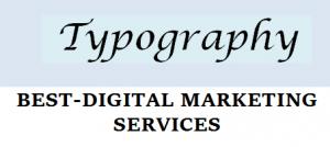 Best-Digital Marketing Services typography