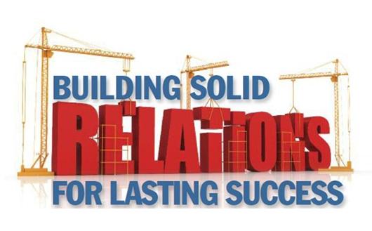Building lasting relationship