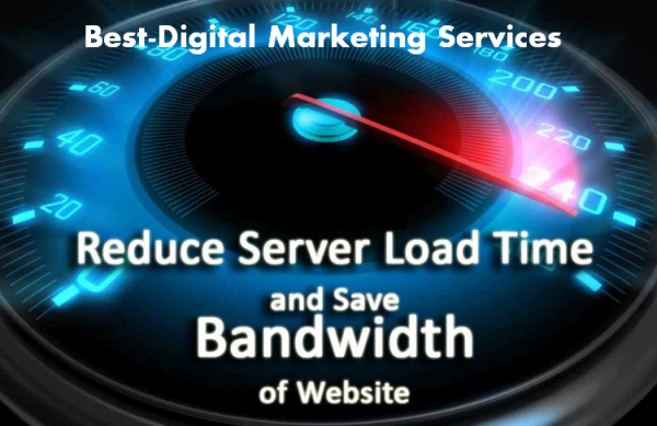 reduce server load time