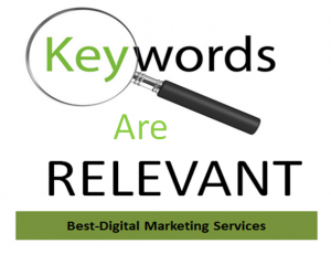 Best-Digital Marketing Services Keywords are relevant