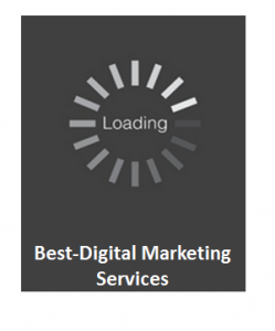 Best-Digital Marketing Services Loading Page Time