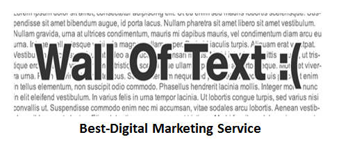 Best-Digital Marketing Services Wall Of Text