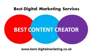 Best-Digital Marketing Services best content creator