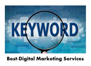 Best-Digital Marketing Services keyword research