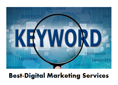 Best-Digital Marketing Services keyword research