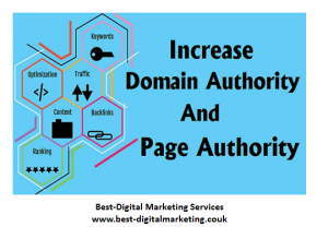 Best-Digital Marketing Services - Domain authority & page authority