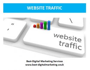 Best-Digital Marketing Services - website traffic