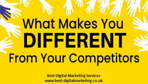 Best-Digital Marketing Services - what makes you different fom your competitors