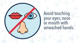 Corona - Avoid Touching face surfaces