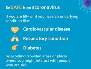 Corona - Be safe