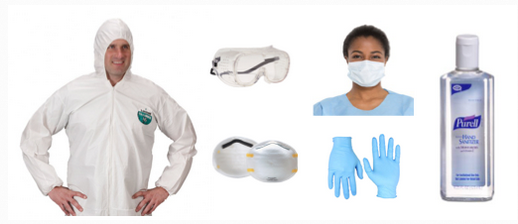 Corona - Protective Personal Equipment - PPE