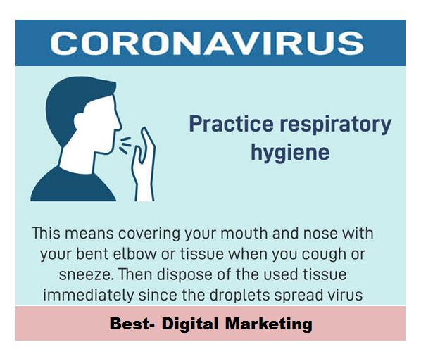 Corona - Respiratory Hygiene