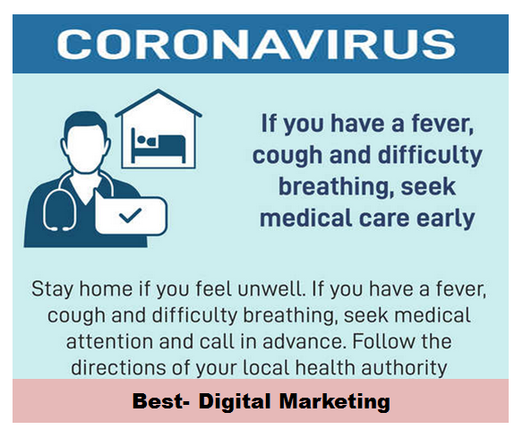 Corona - Seek Medical Advise