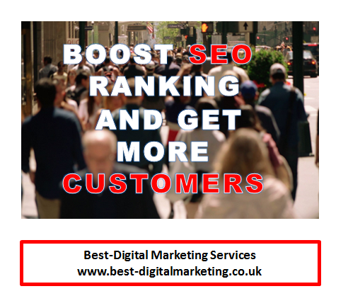 Best-Digital Marketing - Boost SEO and More Sales - Customers