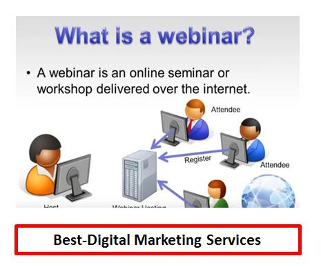 Best-Digital Marketing Services - webinar video