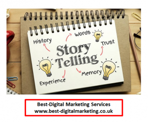 Best-Digital Marketing Services - Behiind the scenes - story telling