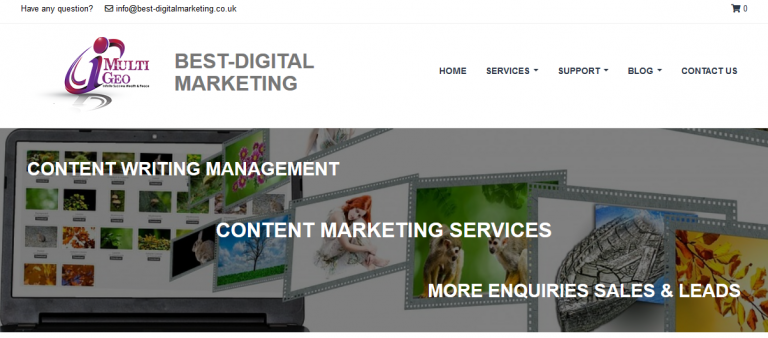 Best-Digital Marketing Services - Content Marketing Services