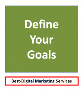 Best-Digital Marketing Services - Define Your Goals