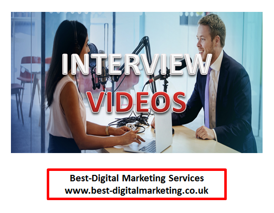 Best-Digital Marketing Services - Interview videos