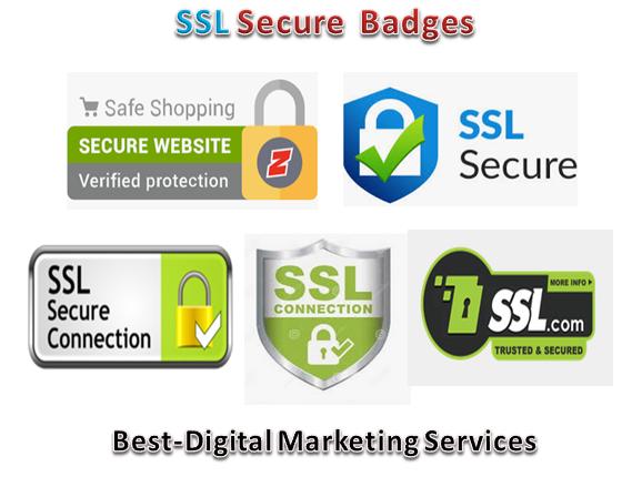 Best-Digital Marketing Services - SSL secure badges