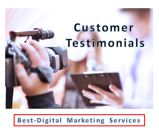 Best-Digital Marketing Services - Testimonials