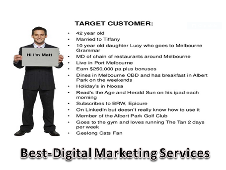 Best-Digital Marketing Services - Your Targer Customer