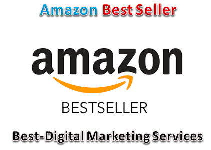 Best-Digital Marketing Services - amazon best seller badge
