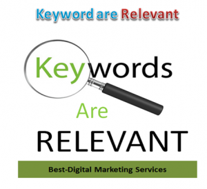 Best-Digital Marketing Services - keywords are relevant