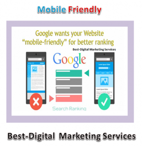 Best-Digital Marketing Services - mobile friendly