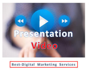 Best-Digital Marketing Services - presentation videos