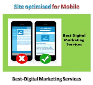 Best-Digital Marketing Services - site optimised for mobile