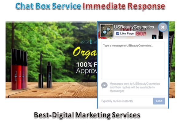 Chat Box Service Immediate Response