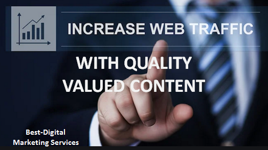 Content Increases Website Traffic