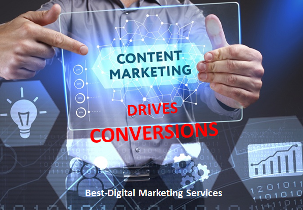Content Marketing Drives Conversion