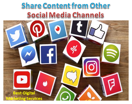 Share Content On Social Media