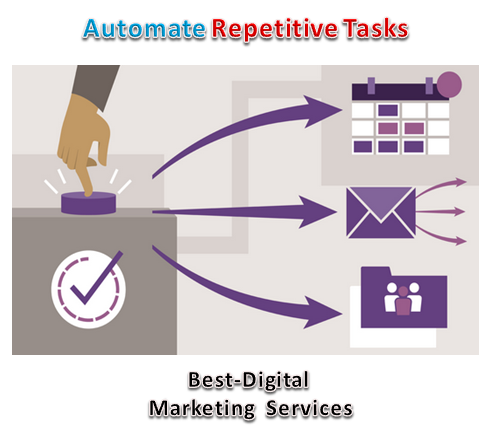 Automate Repetitive Tasks
